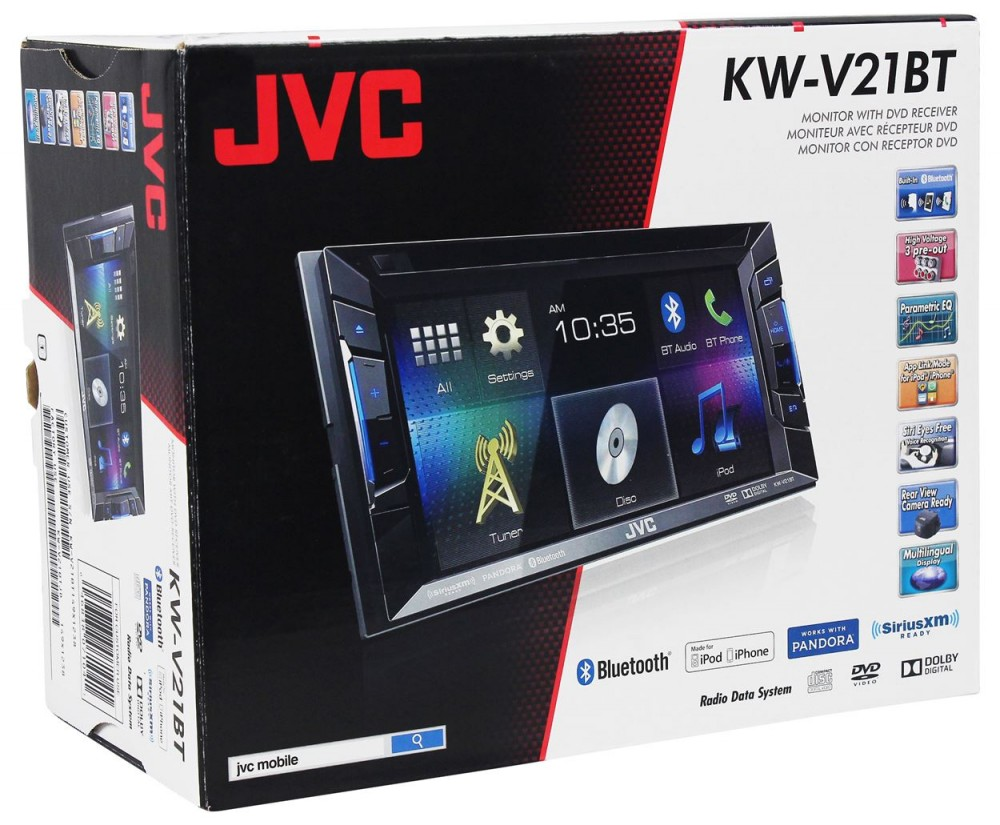 1228613111556b907ee1d478.35487578 jvc kw v21bt 2 din bluetooth car dvd receiver 6 2\