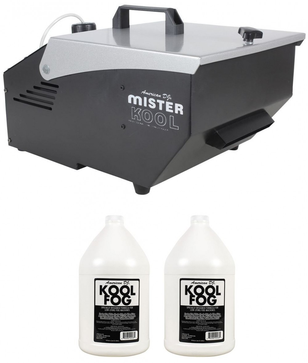 mister kool low lying fog machine