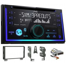2004-2005 Lincoln Aviator JVC Stereo CD Receiver w/Bluetooth/USB/iPhone/Sirius