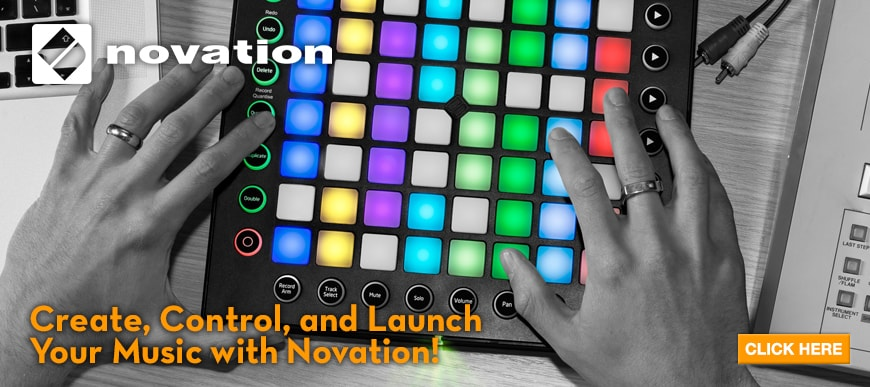 Novation Banner